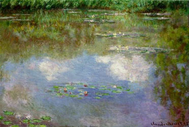 Monet, The WaterLilies